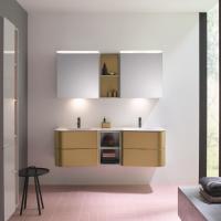 Burgbad Badu Мебель для ванной 152 см, цвет корпус K0521 серый ,