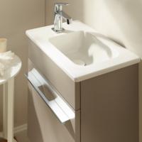 Burgbad Bel Мебель для ванной 42 см, цвет баз.-серый матовый F17