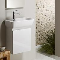 Burgbad Bel Мебель для ванной 51 см, цвет белый глянцевый F0590