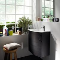 Burgbad Cala 2.0 Мебель для ванной 54 см, цвет Hacienda черный F