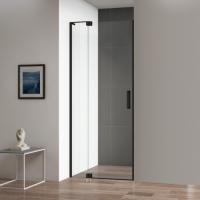 Cezares Slider-B-1-100/110-C-Nero Душевая дверь 100/110 см