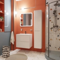 Эстет Kare Luxe ФР-00007073 Мебель для ванной 2 ящ. 70 см