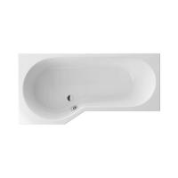 Excellent Ванна пристенная BeSpot 160x80 (лев.)
