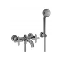 Fantini Icona Classic 53 02 R015 Смеситель для ванны,180 мм, хро