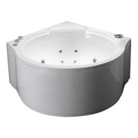 Gemy G9251 K Ванна гидро-аэромассажная 140x140 см