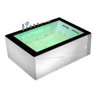 Gemy G9259 Ванна акриловая 180x130