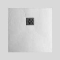Kerasan H2,5 7030 30 Душевой поддон matt white 80x80