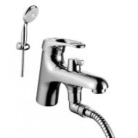 Lemark Omega LM3115C Смеситель на борт ванны, хром