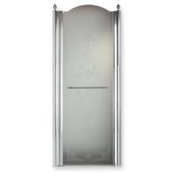 Migliore Diadema 22691 Душевая дверь 80 см DX, стекло прозрачное