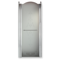 Migliore Diadema 22715 Душевая дверь 80 см DX, стекло прозрачное