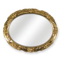 Migliore Зеркало овальное h79xL99xP6 cm.