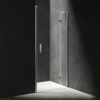 Omnires Manhattan ADP14XLUX-TCRTR Душевая дверь 140 см