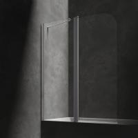 Omnires Mayfair QP95B-LLUXCRTR Шторка для ванны 115 см