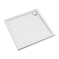 Omnires Merton MERTON80/KBP Душевой поддон 80x80, белый
