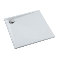 Omnires Stone STONE80/KBM Душевой поддон 80x80, белый