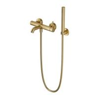 Omnires Y Y1231GLB Смеситель для ванны, брашированное золото