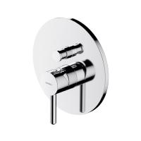Omnires Y Y1235CR Смеситель для ванны, хром