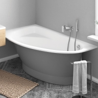 PAA The Grande VATREGR-K-00 Ванна иск. мрамор 150x100