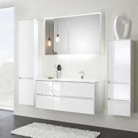 Pelipal 6010 Мебель для ванной 113 см, белый глянц