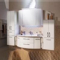 Pelipal Cassca Мебель для ванной 121 см, белый высокоглянц