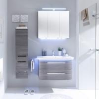 Pelipal Contea Мебель для ванной 85 см, графит