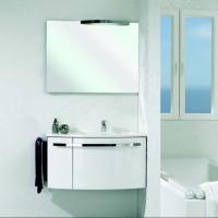 Pelipal Delta Мебель для ванной 95 см, белый высокоглянцевый