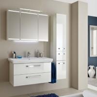 Pelipal Pineo Мебель для ванной 96 см, белый глянц