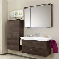 Pelipal Pineo Мебель для ванной 96 см, мокка