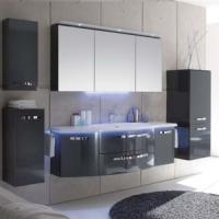 Pelipal Solitaire 7005 Мебель для ванной 152 см, антрацит
