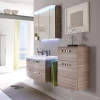 Pelipal Solitaire 7005 Мебель для ванной 80 см, Сан-Ремо