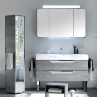 Pelipal Solitaire 7020 Мебель для ванной 120 см, графит