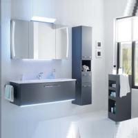 Pelipal Solitaire 7025 Мебель для ванной 122 см, стальной серый