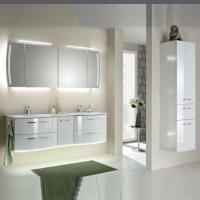 Pelipal Solitaire 7025 Мебель для ванной 173 см, белый глянц