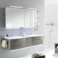 Pelipal Solitaire 7025 Мебель для ванной 173 см, Сан-Ремо