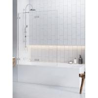 Radaway Euphoria PND Шторка для ванны 100/110/120/130/140