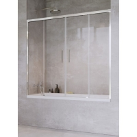 Radaway Idea PN DWD Шторка для ванны 140/150/160/170/180