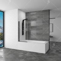RGW Screens SC-09 B Шторка для ванны 60, 70, 80x150