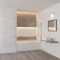 RGW Screens SC-44 Шторка для ванны 100x150