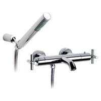 Roca Loft-T 5A1143C00 Смеситель для ванны, хром