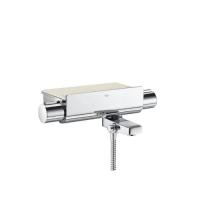 Roca T-2000 5A1288C00 Смеситель для ванны, хром