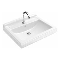 Villeroy & Boch Hommage 710175R1 Ceramic Plus Раковина подвесная