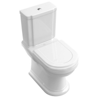 Villeroy & Boch Hommage Star White Ceramic Plus 666210R2 Унитаз-