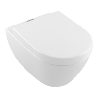 Villeroy & Boch Subway 2.0 Ceramic Plus 5614A1R1 Унитаз подвесно