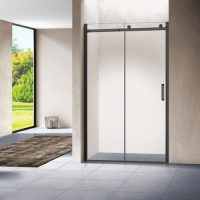 Vincea Como VPS-1C120CLB Душевая дверь 120 см