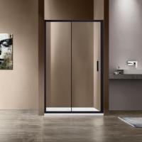 Vincea Garda VDS-1G130CLB Душевая дверь 130 см