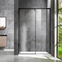 Vincea Lugano VDS-1L120CLB-1 Душевая дверь 120 см
