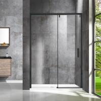 Vincea Lugano VDS-1L120CLB Душевая дверь 120 см