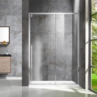 Vincea Lugano VDS-1L130CL-1 Душевая дверь 130 см