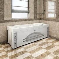 Wachter Сильвия Гидромассажная ванна 168x70