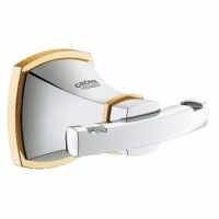 Grohe Grandera 40631IG0 Крючок для банного полотенца , хром-золо